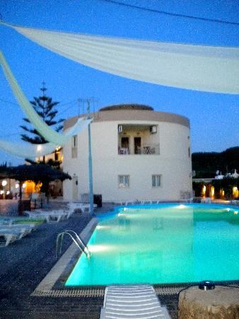 Island Beach Resort Kavos Corfu Hotel Reviews Photos