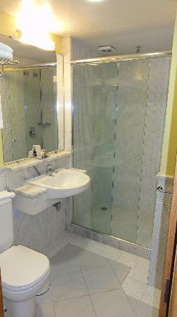 Slaviero Executive Curitiba Batel: Hotel Slavieiro Executive - Bathroom