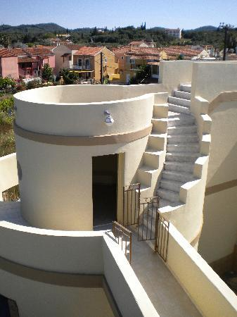 building Picture of Island Beach Resort Kavos TripAdvisor