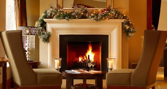 Brook Lane Hotel : Christmas in Brook Lane
