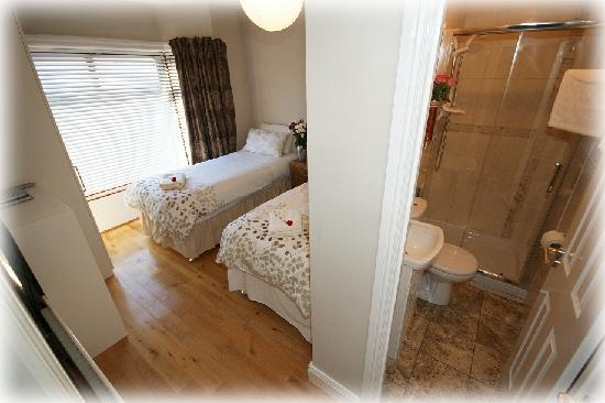 Greenmount B&B: TWIN ROOM AND ENSUITE