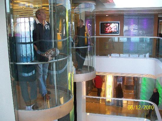 Interior Lifts Of Pont Aven Picture Of Brittany Ferries