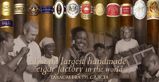 Tabacalera de Garcia Factory Tour: Tour the Largest Cigar Factory in the World - Visit the Tabacalera de García Factory