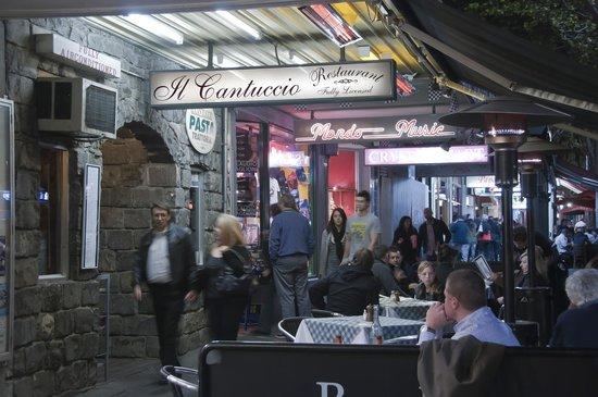 Il Cantuccio: Alfresco Dining