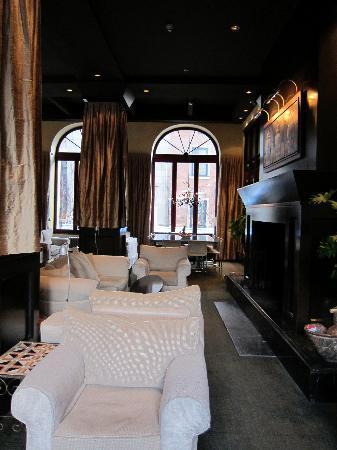 Hotel Le Germain Quebec: Lobby