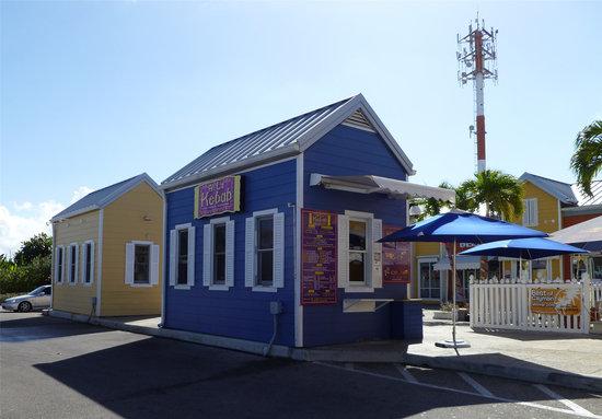 Al La Kebab: The Marquee Plaza location