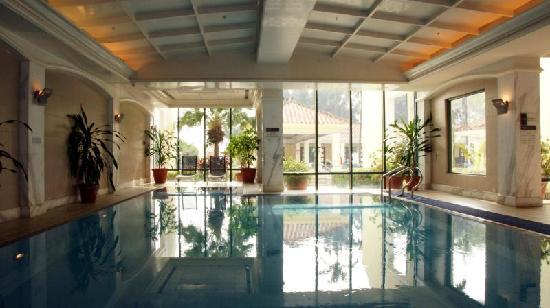 Grand Coloane Resort Macau: In-door pool