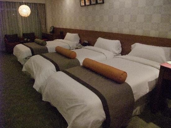 Hotel PJ Myeongdong: トリプルの部屋
