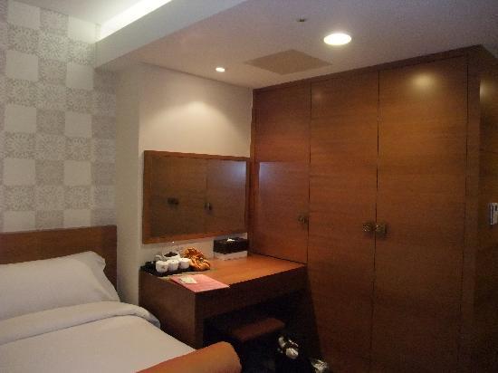 Hotel PJ Myeongdong: 部屋の中