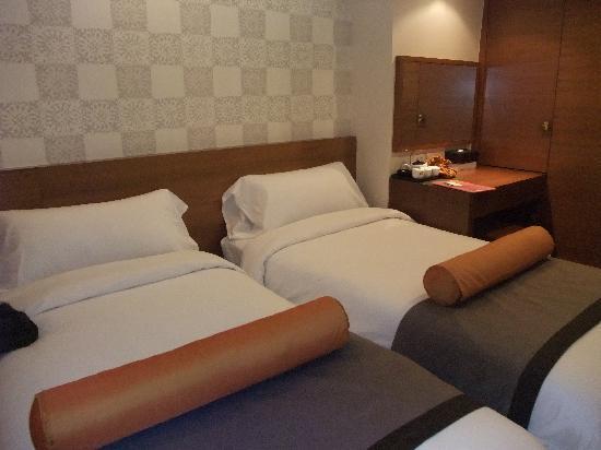 Hotel PJ Myeongdong: ベッド