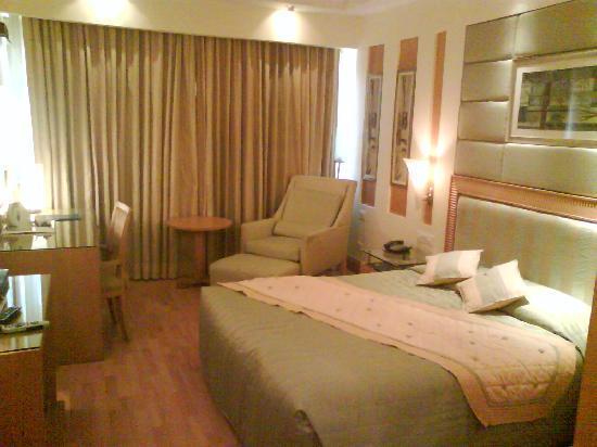 Treebo Western Court Chandigarh : Room