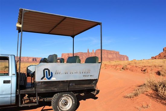 Blackwater Tours : Our tour vehicle - very comfortable