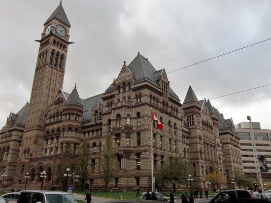 Old City Hall : 昼間も素敵ですが