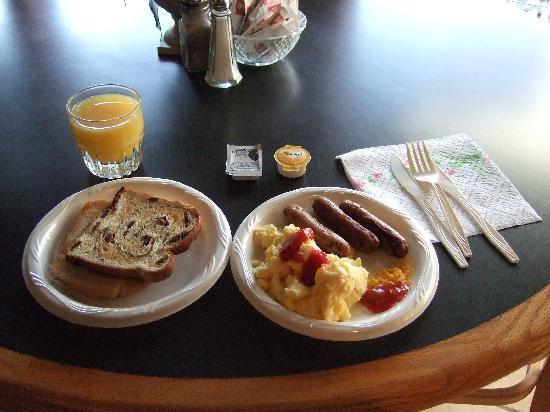 Richardson, Техас: 朝食(私のセレクト)