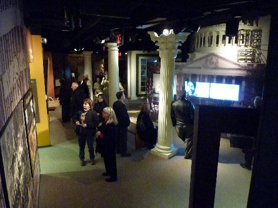 Ford's Theatre - Get to the theatre early to experience the museum dispays downstairs