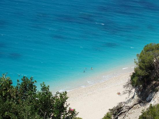 Lefkada, Greece: Egremni