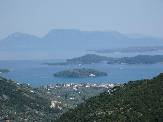 Lefkada, Greece: Nidri