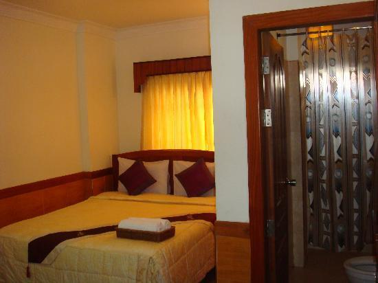Golden Angkor Hotel: Supperior Room 15$
