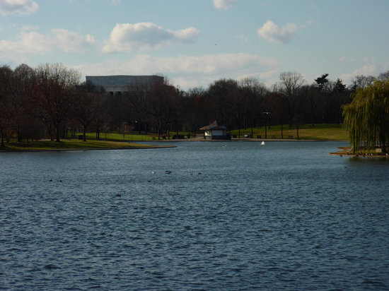 Constitution Gardens