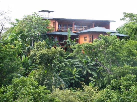 Buena Vista Villas: Mountain top 360 degree views!
