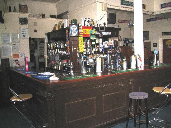 William IV Hotel: Mine's a pint, please!