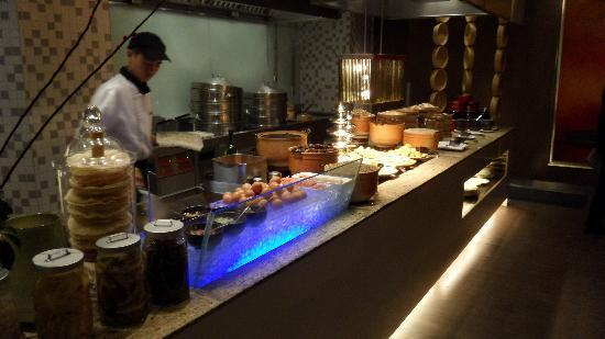 Colazione cinese foto di shangri la hotel shenzhen for Colazione cinese