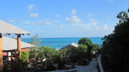 Blick vom Bungalow aufs Meer (28976636)