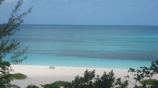 "Shannas Cove Resort: Die ""legendäre"" Bank"