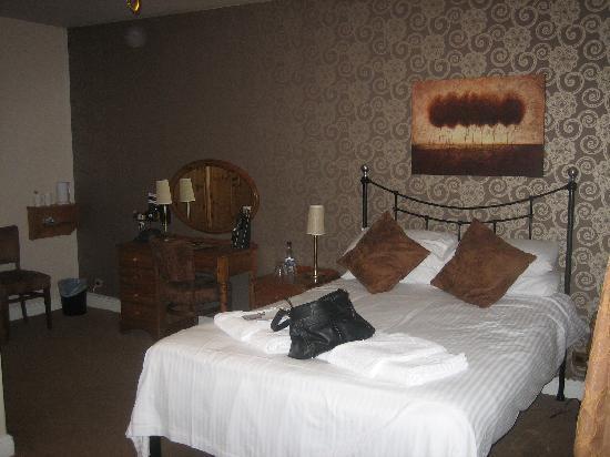 Junction Hotel: Das Zimmer