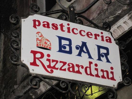 Pasticceria Rizzardini : Shop Sign