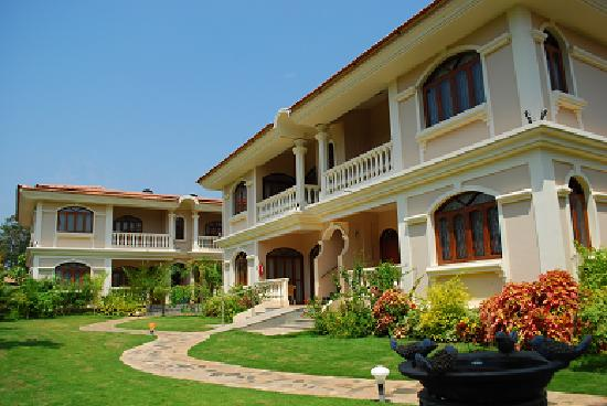 Hacienda de Goa Resort
