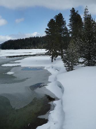 La Pine, OR: Paulina Lake