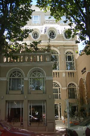 Rendez Vous Hotel Buenos Aires: The hotel