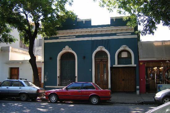 Rendez Vous Hotel Buenos Aires: Pretty building
