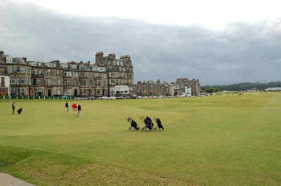 The Royal & Ancient Golf Club of St. Andrews: St. Andrews Old Course