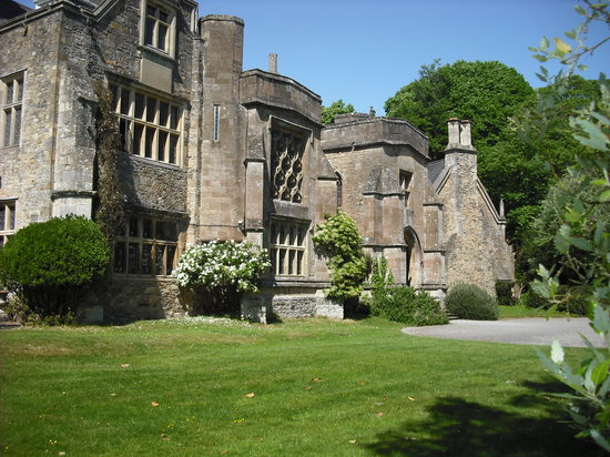 Clevedon Court : Lovely old building