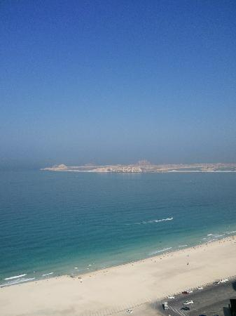 Amwaj Rotana: View from room