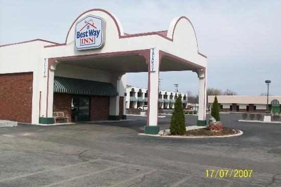 Best Way Hotel Madison Indiana