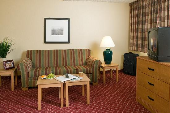 Extended Stay America - Fishkill - Route 9: Guest Room Living Area