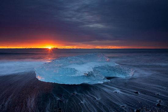 Iceland Aurora Photo Tours - Day Tours : Icelandic sunrise