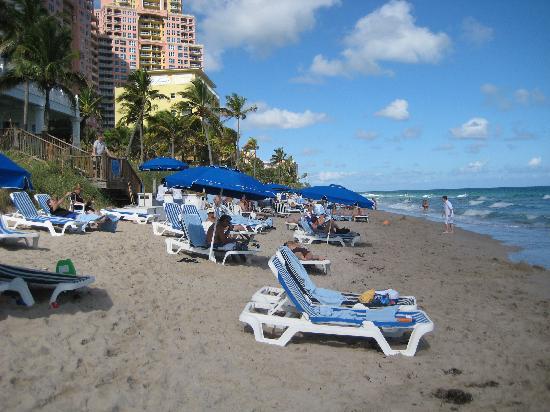 Beach Picture Of Pelican Grand Beach Resort Fort Lauderdale Tripadvisor