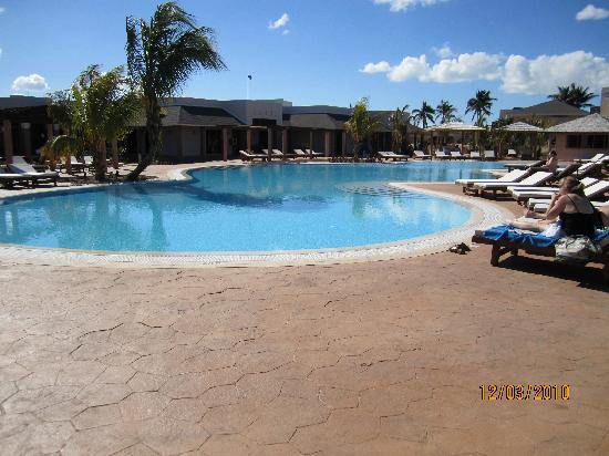 Melia Buenavista: Main pool