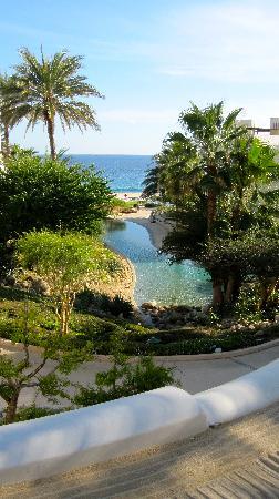 Las Ventanas al Paraiso, A Rosewood Resort: View upon entering the hotel