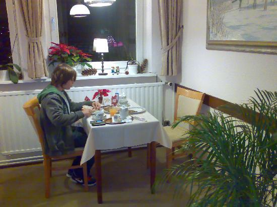 Arnimsruh Hotel Garni: Frühstücksraum