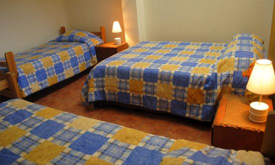 Hostal Jose Luis: Esatas son las habitaciones