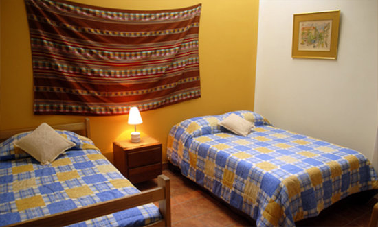 Hostal Jose Luis: Habitacion doble