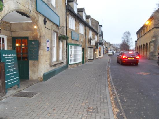 Redesdale Arms Hotel: street view