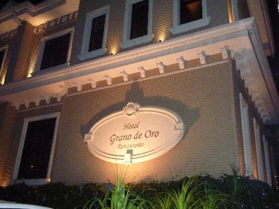 Hotel Grano de Oro San Jose: The exterior of the Hotel Grano de Oro