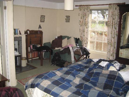 Clanville Manor: Room
