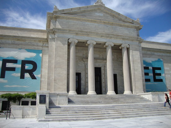 Cleveland Museum of Art: The CMA.